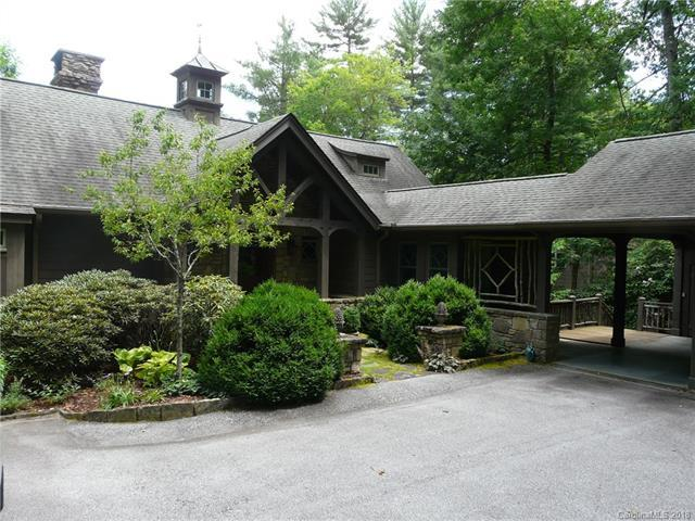 1491 Cold Mountain Road E 22, Lake Toxaway, NC 28747 (#3406824) :: Exit Mountain Realty