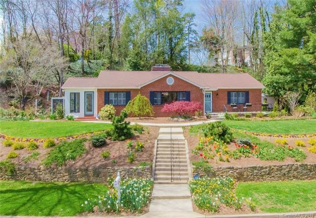 24 Midland Drive #24, Asheville, NC 28804 (#3406826) :: Exit Mountain Realty