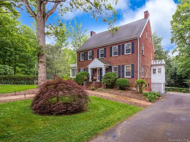 5 Browntown Road, Biltmore Forest, NC 28803 (#3406850) :: Rinehart Realty