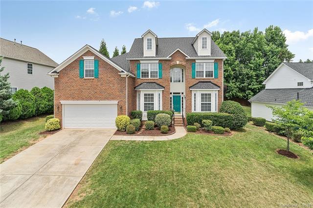 12526 Aden Creek Way, Pineville, NC 28134 (#3406863) :: Burton Real Estate Group