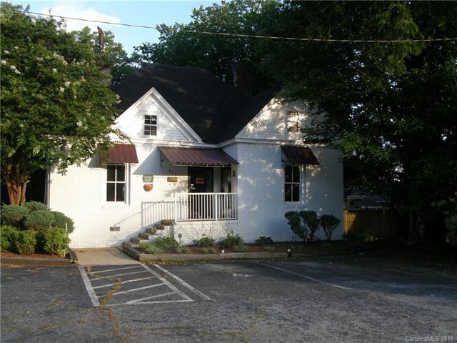 917 S Fulton Street, Salisbury, NC 28144 (#3406976) :: High Performance Real Estate Advisors