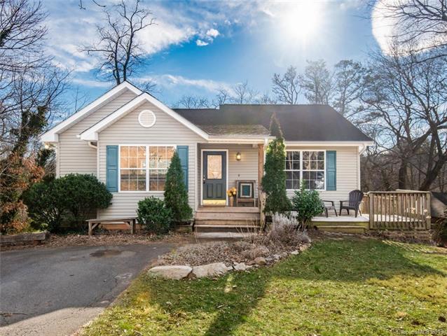 24 Elkmont Drive 1-A, Asheville, NC 28804 (#3407042) :: Puffer Properties