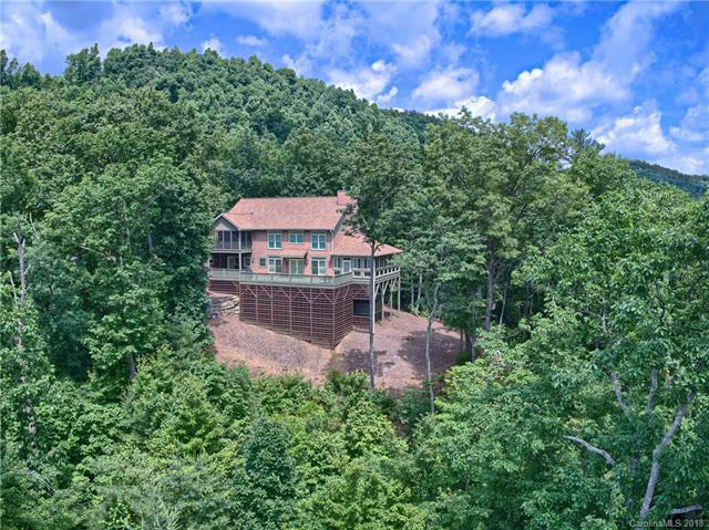 426 Eagle Ridge Road, Zirconia, NC 28790 (#3407053) :: Puffer Properties