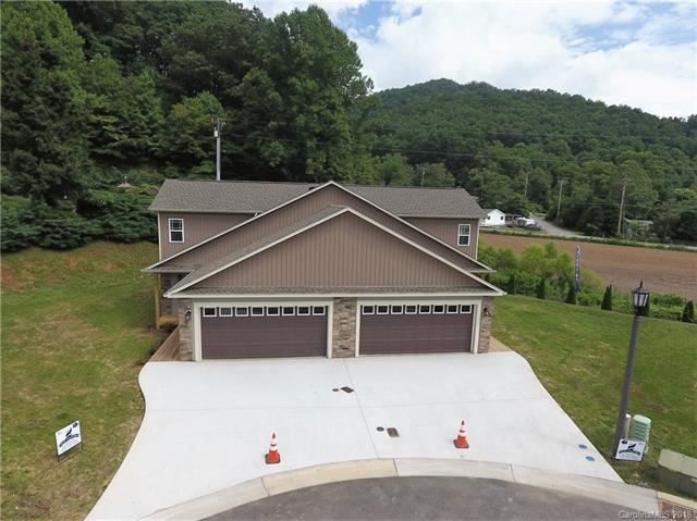 271 February Lane 3B, Waynesville, NC 28785 (#3407104) :: Odell Realty