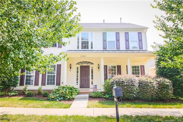 15523 Troubadour Lane, Huntersville, NC 28078 (#3407109) :: High Performance Real Estate Advisors