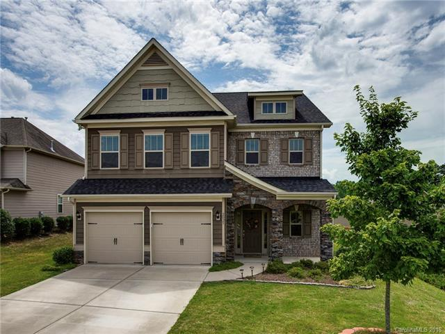 2025 Terrapin Street, Indian Trail, NC 28079 (#3407198) :: Besecker Homes Team