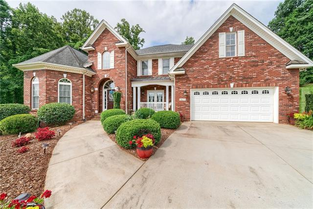 2665 Williamsburg Drive, Claremont, NC 28610 (#3407307) :: Exit Mountain Realty