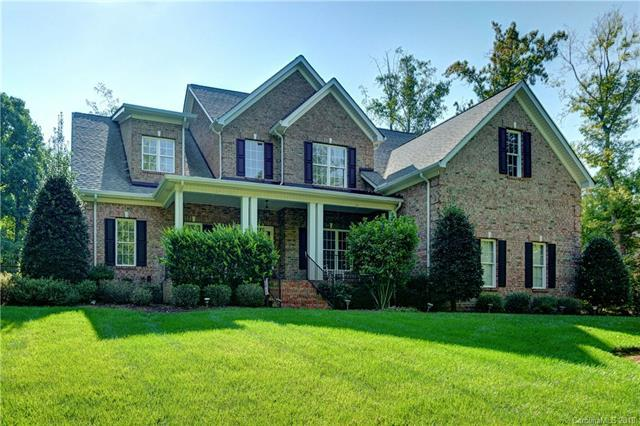 268 Indian Trail, Mooresville, NC 28117 (#3407397) :: LePage Johnson Realty Group, LLC