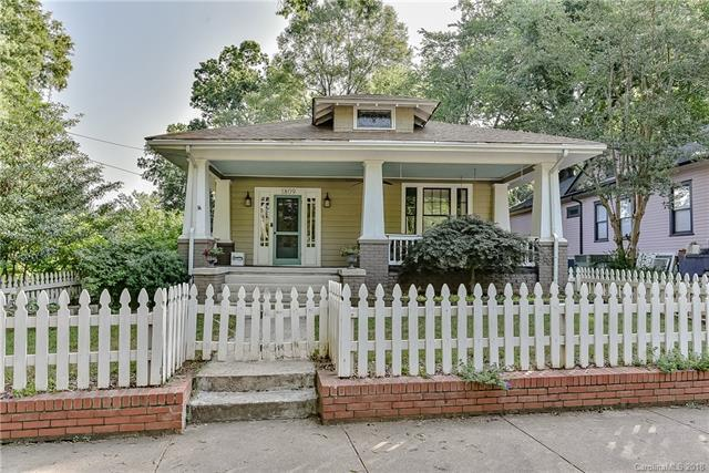 1809 Bay Street, Charlotte, NC 28204 (#3407709) :: The Temple Team