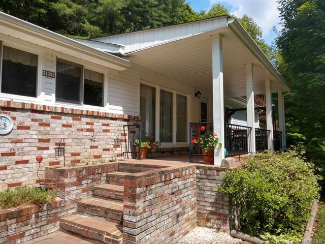 1190 Old Murray Road, Mars Hill, NC 28754 (#3407713) :: Miller Realty Group