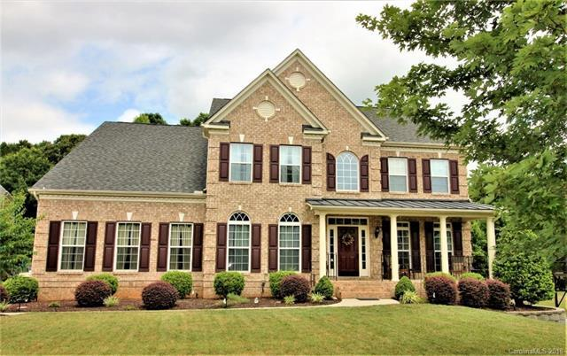 7614 Berryfield Court, Waxhaw, NC 28173 (#3407791) :: Exit Realty Vistas