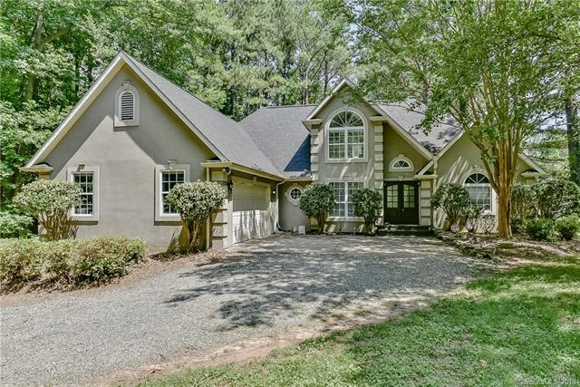 5707 Mountain Point Lane, Charlotte, NC 28216 (#3407822) :: Charlotte's Finest Properties