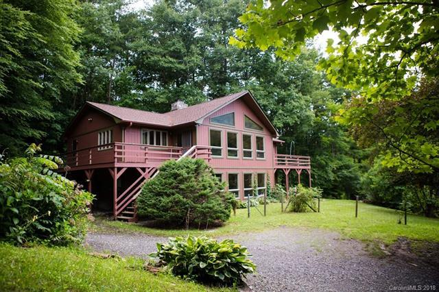 285 Shope Creek Road 1 And 2, Asheville, NC 28805 (#3407864) :: Puffer Properties