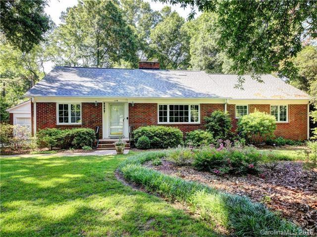 1119 Rembrandt Circle, Charlotte, NC 28211 (#3407898) :: Exit Mountain Realty