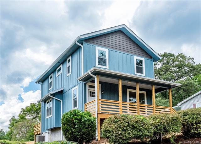 50 Baker Place 3B, Asheville, NC 28806 (#3407963) :: Caulder Realty and Land Co.