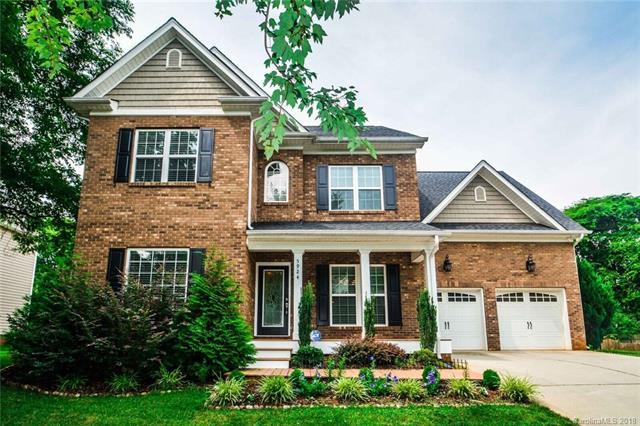 5924 Mcdowell Run Drive, Huntersville, NC 28078 (#3407991) :: Stephen Cooley Real Estate Group
