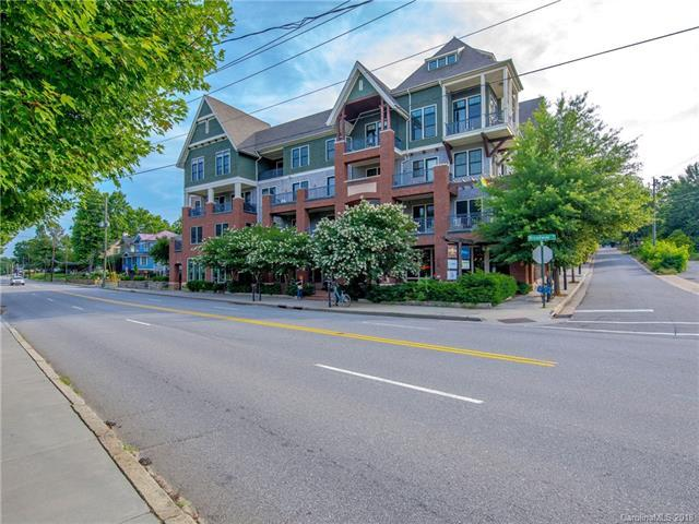 190 Broadway Street #406, Asheville, NC 28801 (#3407993) :: High Performance Real Estate Advisors