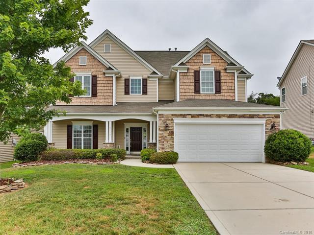 9716 Ravenscroft Lane, Concord, NC 28027 (#3408089) :: High Performance Real Estate Advisors