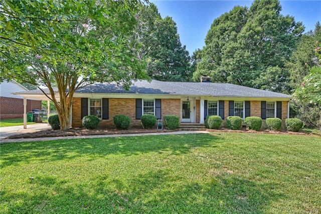 909 Hillside Avenue, Charlotte, NC 28209 (#3408143) :: Exit Mountain Realty