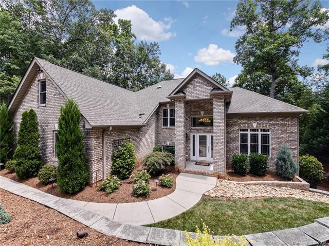 129 Ridge Top Road, Mooresville, NC 28117 (#3408230) :: Exit Mountain Realty