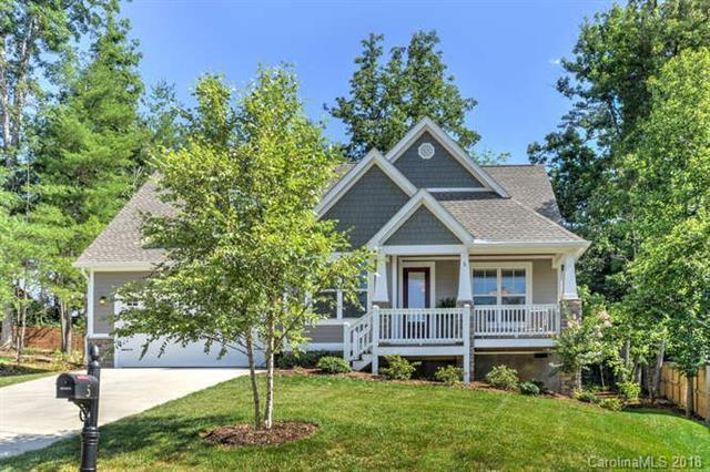5 Ayr Court #3, Arden, NC 28704 (#3408290) :: Exit Mountain Realty