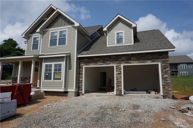 11 Barnrock Drive #45, Mills River, NC 28732 (#3408438) :: Stephen Cooley Real Estate Group