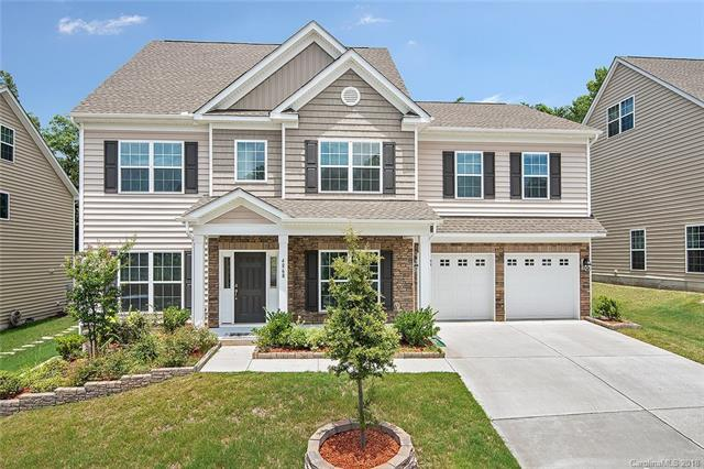4868 Pepper Drive, Harrisburg, NC 28075 (#3408535) :: LePage Johnson Realty Group, LLC