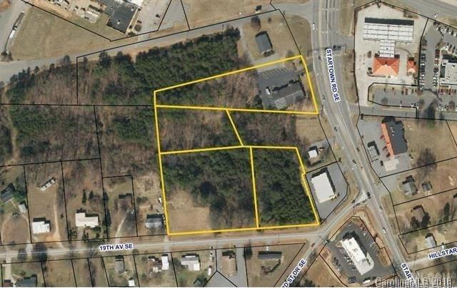 2279 19th Avenue SE, Hickory, NC 28602 (#3408561) :: Miller Realty Group