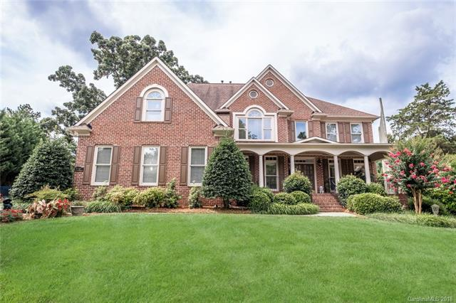 9307 Lear Court, Huntersville, NC 28078 (#3408709) :: Exit Mountain Realty