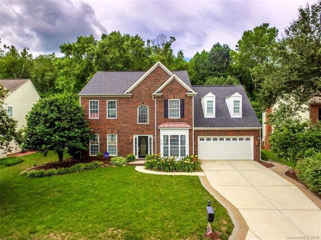 7722 Epping Forest Drive, Huntersville, NC 28078 (#3408746) :: The Sarver Group