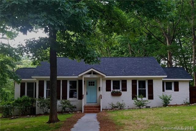 4501 Ivanhoe Place, Charlotte, NC 28205 (#3408824) :: Exit Mountain Realty