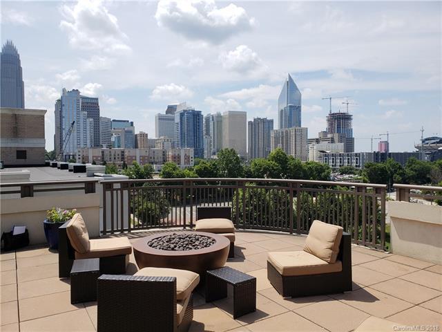 718 W Trade Street #808, Charlotte, NC 28202 (#3408852) :: High Performance Real Estate Advisors