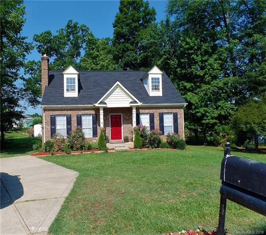 3601 Arthur Street, Indian Trail, NC 28079 (#3408920) :: High Performance Real Estate Advisors