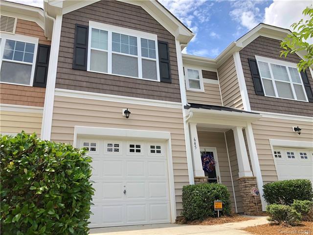 645 Hicklin Drive, Rock Hill, SC 29732 (#3409074) :: High Performance Real Estate Advisors