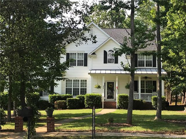 7409 Conifer Circle, Indian Trail, NC 28079 (#3409121) :: High Performance Real Estate Advisors