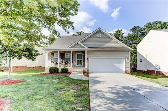 1132 Catawba Run, Lowell, NC 28098 (#3409206) :: Rinehart Realty