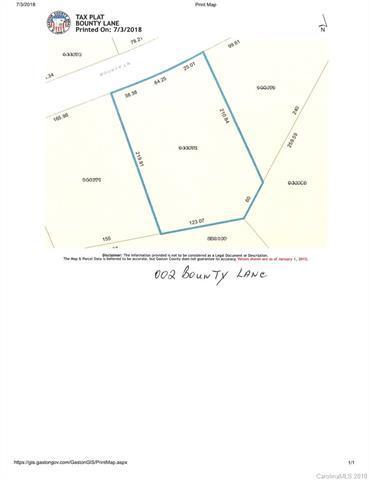 002 Bounty Lane, Gastonia, NC 28056 (#3409329) :: Exit Mountain Realty