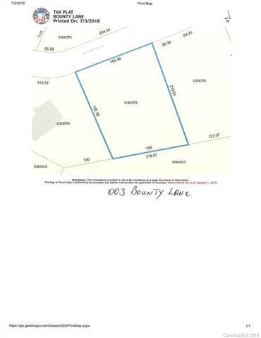 003 Bounty Lane #82, Gastonia, NC 28056 (#3409339) :: Exit Mountain Realty