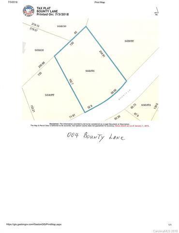 004 Bounty Lane #48, Gastonia, NC 28056 (#3409350) :: Exit Mountain Realty