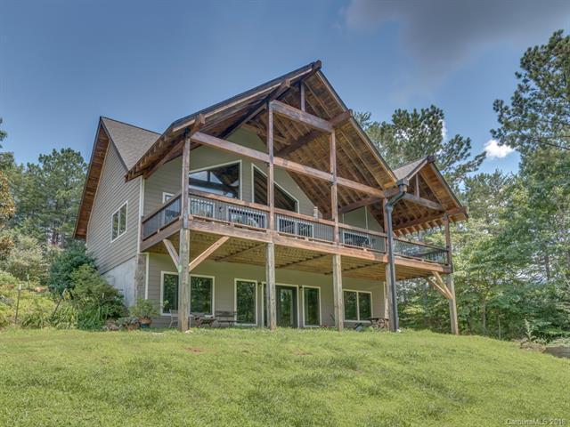 205 River Park Lane, Mill Spring, NC 28756 (#3409372) :: Puffer Properties
