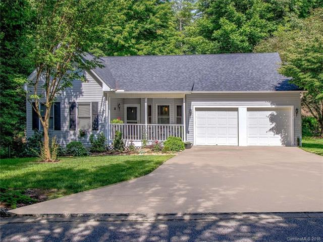 47 Summer Place Court, Brevard, NC 28712 (#3409385) :: Zanthia Hastings Team