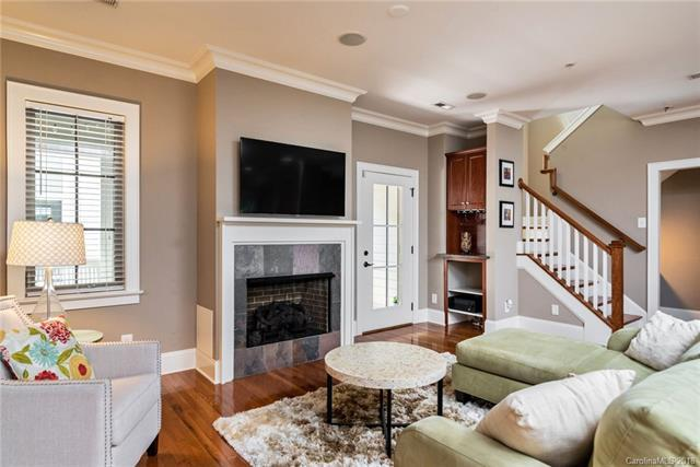1328 Ordermore Avenue #3, Charlotte, NC 28203 (#3409414) :: High Performance Real Estate Advisors