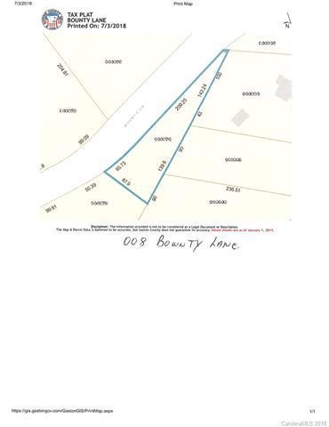 008 Bounty Lane, Gastonia, NC 28056 (#3409437) :: Exit Mountain Realty