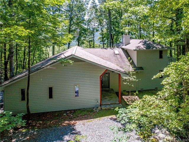 172 Clock Crest Drive Tr-3, Pisgah Forest, NC 28768 (#3409442) :: Washburn Real Estate