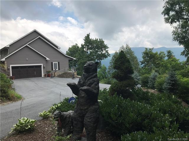 1190 Laurel Ridge Road, Maggie Valley, NC 28751 (#3409475) :: Cloninger Properties