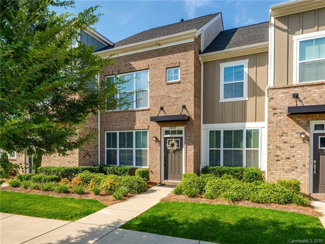 3819 Willow Green Place, Charlotte, NC 28206 (#3409609) :: High Performance Real Estate Advisors