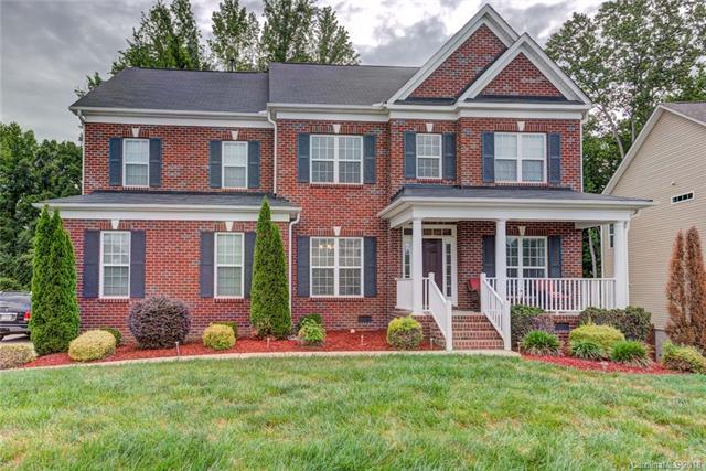 671 Harrison Drive, Concord, NC 28027 (#3409663) :: Exit Mountain Realty