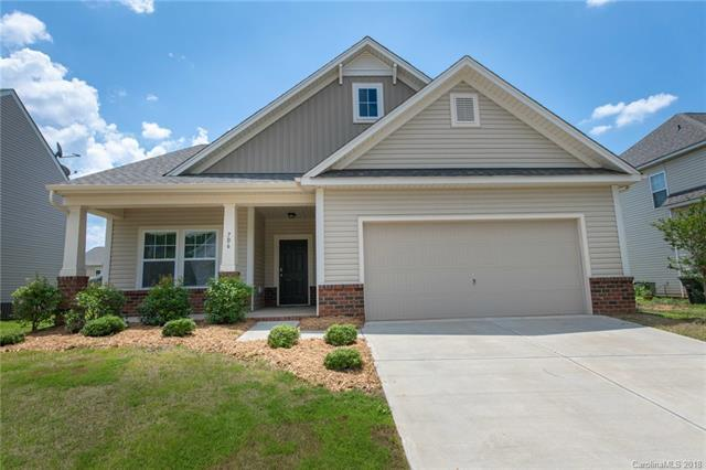 706 Southridge Drive, Monroe, NC 28112 (#3409678) :: Caulder Realty and Land Co.