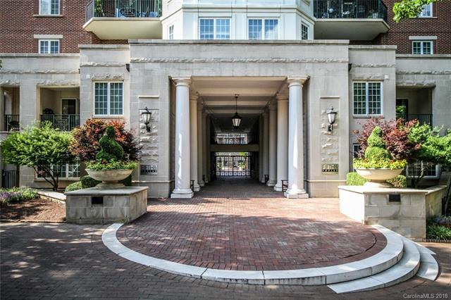 300 W 5th Street #437, Charlotte, NC 28202 (#3409739) :: High Performance Real Estate Advisors