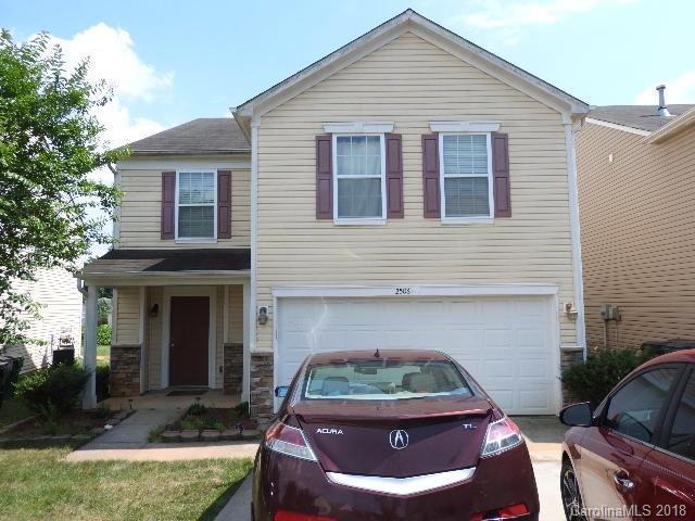 2506 Stream Bank Drive, Charlotte, NC 28269 (#3409762) :: Burton Real Estate Group